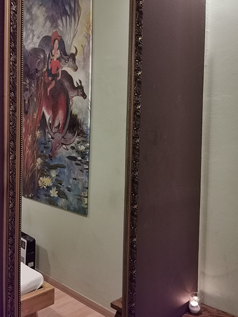 Thaimassage Zimmer