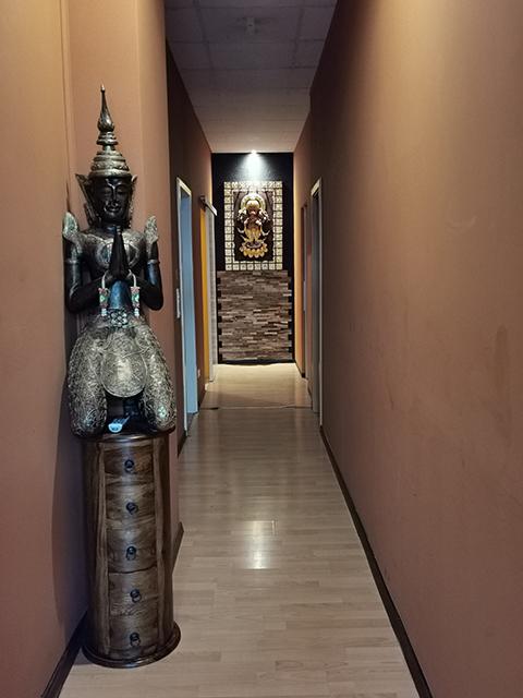 Thaimassage-Studio - Flur